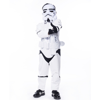 New Arrival Child Deluxe Star Wars The Force Awakens Storm Troopers Halloween Costume Kids Cosplay Party