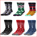 Colorful Mens Striped Camouflage Socks Thrasher Skateboard Happy Socks 100 Cotton Thick Thermal Coolmax Cool Socks Graphic Totem
