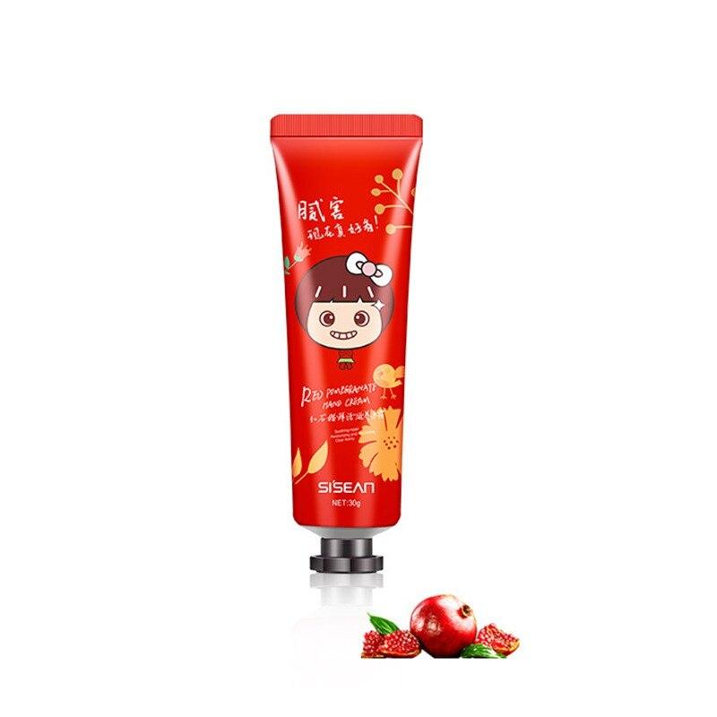 Mini Cute Moisturizing Chic Whitening Anti-aging Chamomile Smooth Body Lotion Repair Hands Cream 30g