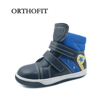 2017 New Design Hard Sole Children Casual Walking Orthopedic Shoes Kids Arch Support Kids Sport Shoes