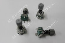 [BELLA]ALPS 11 -belt switch with 30 points encoder stepper Hooded with spring–10PCS/LOT