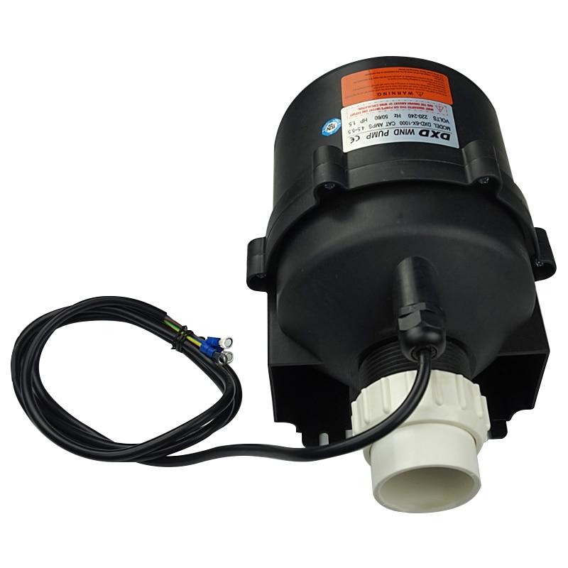 DXD 6 X air blower 1 1KW 1 5HP 50HZ 60HZ AMP4 5 5 5 air
