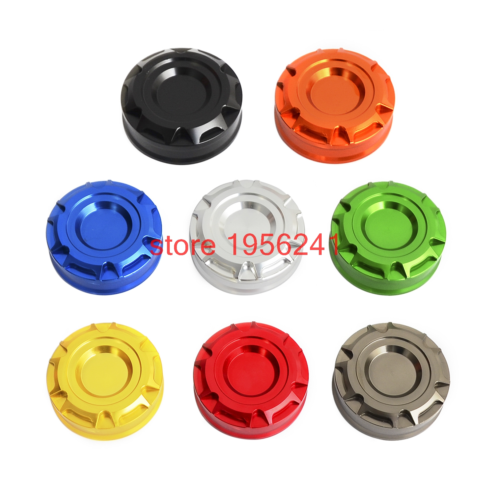 Motorcycle Accessories Rear Brake Reservoir Cover Oil Cap For Triumph Street Triple R 09-12 Also Fit BMW S1000RR 10-14 S1000 RR for lifan motorcycle lf150 9m new street fighter new rear brake accessories
