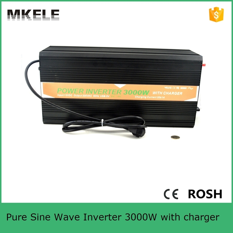 цена на MKP3000-481B-C 3000 watt power inverter circuit 48vdc to 120vac 3000w pure sine wave inverter charger with universal socket