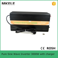 MKP3000 481B C 3000 watt power inverter circuit 48vdc to 120vac 3000w pure sine wave inverter charger with universal socket