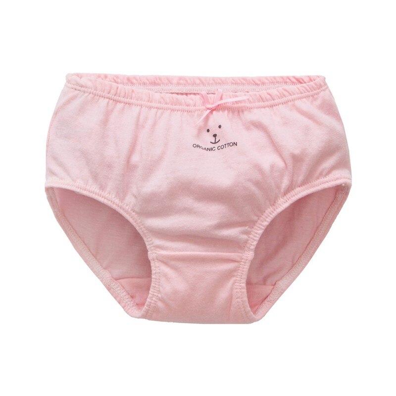 Baby Panties Soft Cotton Panties Children Underpants Cartoon Print Toddler Underwears 3 Pieces