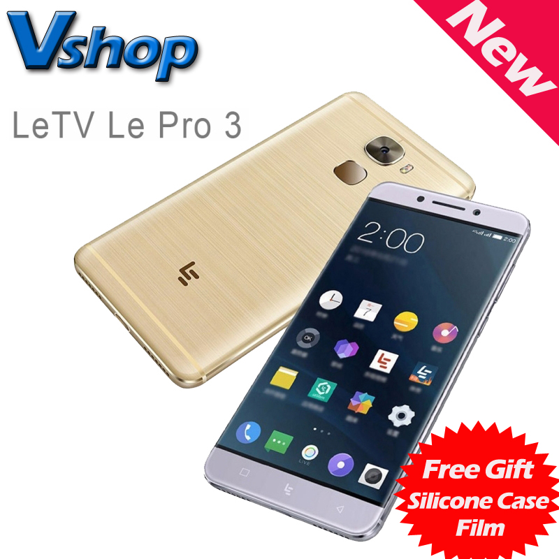 original letv le pro 3 4g lte mobile phone android 6 0 4gb ram 64gb 32gb rom snapdragon 821 quad. Black Bedroom Furniture Sets. Home Design Ideas