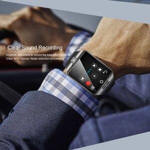 Image 2 - Bluetooth orologi Q18 Astuto Della Vigilanza di Sostegno Sim TF Card ip67 Passometer Della Macchina Fotografica per Android IOS Smart Phone orologi delle donne degli uomini