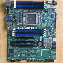 Серверная материнская плата для X9SRI-F 2011 материнская плата полностью проверена