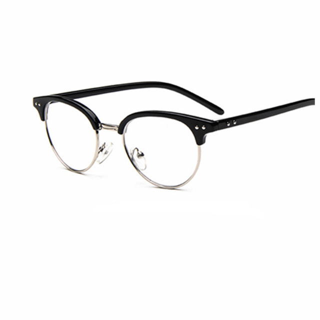 Nuevos anteojos uñas Vintage ojo gafas marco para las mujeres marca ...