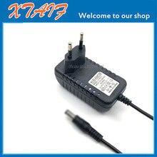 新しいac/dc電源アダプタ壁の充電器アダプタdc9v 1a用カシオad AD 5MU AD 5MR AD 5EL AD 5MLE電源供給コード