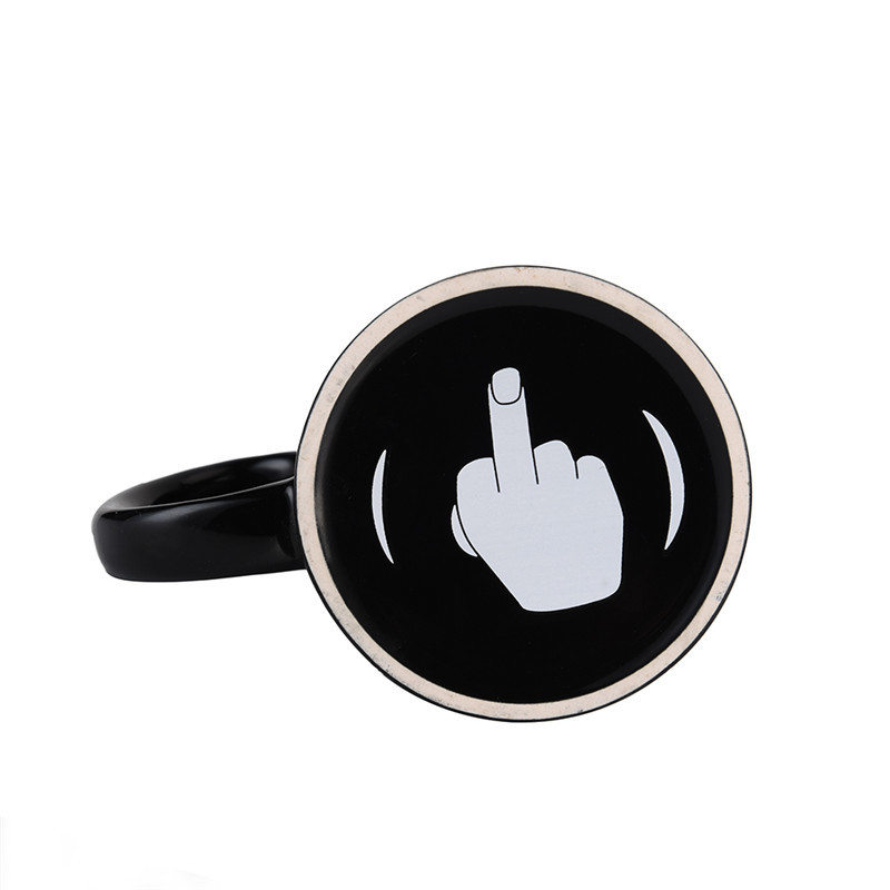 Aliexpress Buy 350ml 1piece Have A Nice Day Coffee Cup Up