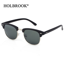 2018 Retro Unisex Sunglasses Women Men Brand Designer Rimless point Round Sun Glasses Oculos De Sol Feminino Masculino Gafas