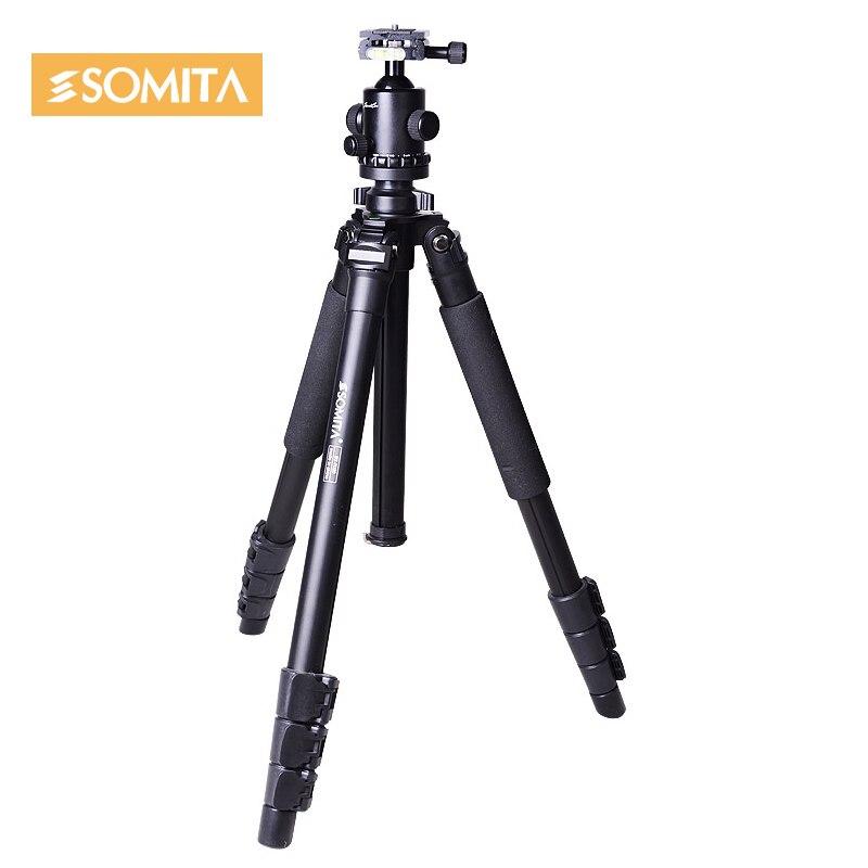 SOMITA три штатив зеркальная камера Автоспуск кронштейн открытый жить Вещательного Оборудования штатив стойки стойку камеры CD50