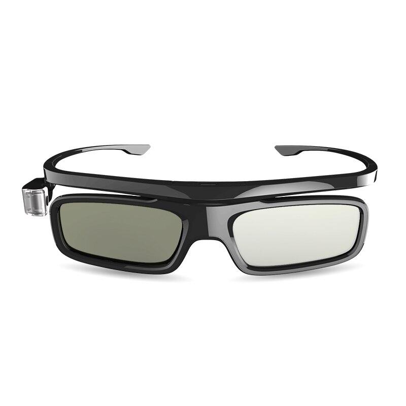 JmGO Actifs 3D Lunettes pour le Cinéma DLP Pour EPSON LG Optoma Sony Samsung Panasonic pour 3D Prêt Projecteur et TV