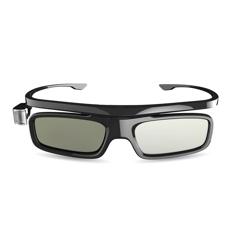 JmGO Actives 3D Glasses for Cinema DLP For EPSON LG Optoma Sony Samsung Panasonic for 3D Ready Projector and TV
