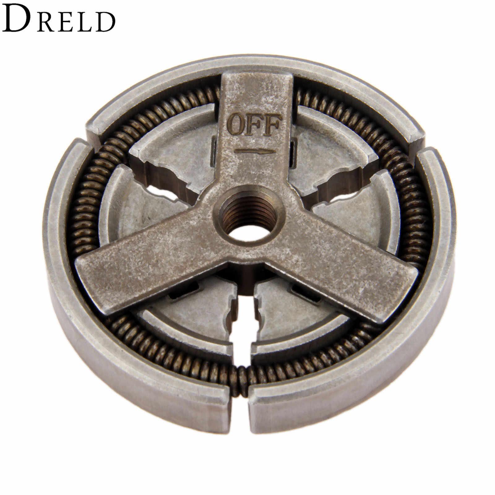 DRELD 1 pc części zamienne do piły łańcuchowej sprzęgła pasuje do chińskiej piły łańcuchowej 4500 5200 5800 45CC 52CC 58CC taurus MT-9999 wymiana części