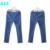 A15 crianças calças de brim meninas leggings 2017 calças jeans crianças primavera Outfit Furado Lavado Calças Roupas Da Moda Durante Todo o Jogo 12 14 ano