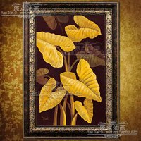 Flower Color Frame Wooden Beautiful Outside Frame Wooden Material For The Oil Painting On Canvas High