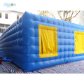 Коммерческая нейлоновая дешевая большая надувная палатка надувная структура для продажи