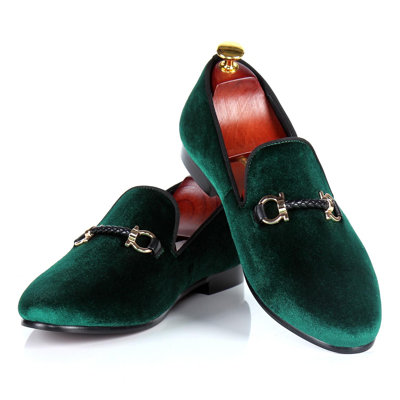 Men S Emerald Green Shoes