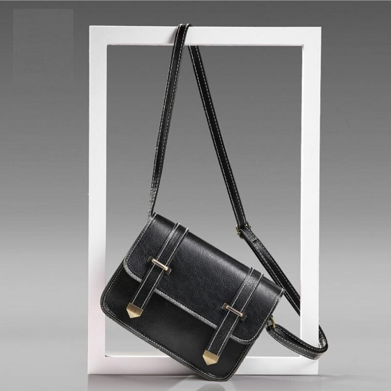 100% Wahr 2018 Neue Einfache Mode-trend Retro Frauen Schulter Tasche Wilde Kleine Quadratische Tasche Schulter Umhängetasche Handy Tasche Cz137 SorgfäLtig AusgewäHlte Materialien