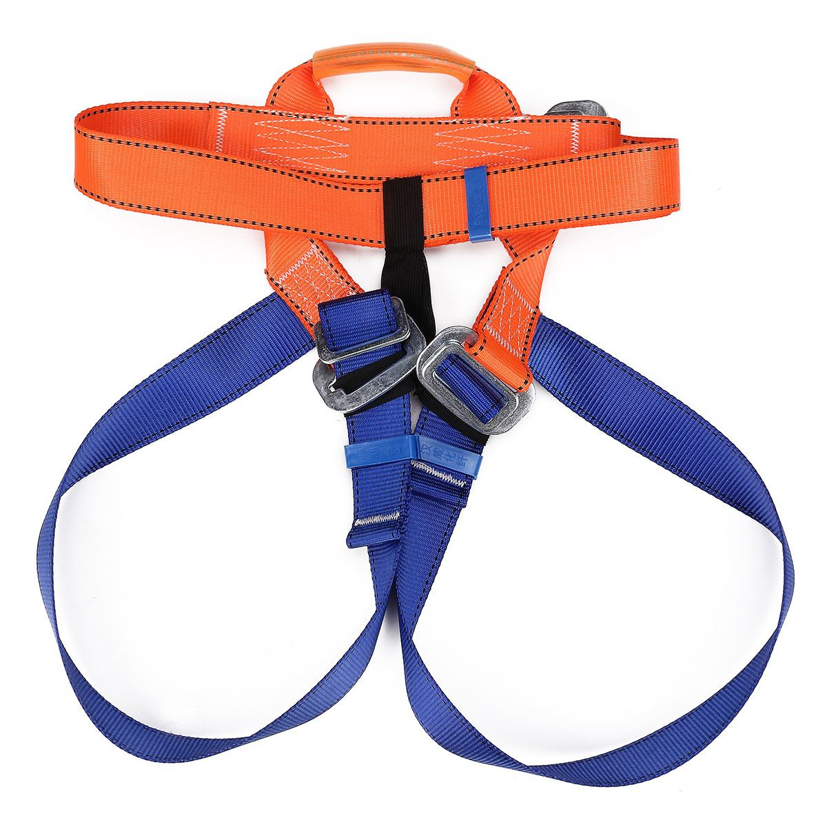 NEW Safurance Rappelling Rock Climbing Harness Seat Belts Sitting Bust Belts Half-body Safety belt equipment  Workplace Safety hot sale safety body harness outdoor mountaineering rock climbing harness protect waist seat belt outside multi tools