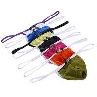 7PCS/Lot Sexy Men's Thongs Jockstrap Underwear Modal G string T back Bikini Tanga Underpants Mens Elastic Modal Soft T back