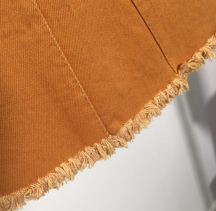 HTB1gclZOVXXXXcrXpXXq6xXFXXXR - American Apparel button Denim Skirt JKP265