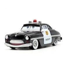 Купить с кэшбэком Disney 20 Style Pixar Cars 2 3 Toys For Kids LIGHTNING McQUEEN High Quality 1:55 Diecast Metal Alloy Toy Model New In Stock