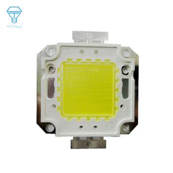 50 W 100 W lampa LED COB układu Stent miedzi doprowadziły reflektor światło punktowe LED zintegrowane światła LED SMD lampa światła 30 -36 V dla majsterkowiczów tanie i dobre opinie warm and happy CN (pochodzenie) Piłka TD0256 1500MA 40*40mm 900-1100mA 32-34V 110 lm w Pure copper stent 20*40mil 30000h