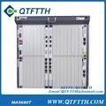 Оригинальный 19 дюймов Huawei SmartAX MA5680T в Волоконно-оптической Техники с 2 SCUN 2 GICF 2 PRTE