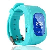 สมาร์ทดูเด็กเด็กนาฬิกานาฬิกาข้อมือQ50 GSM GPRS GPS L Ocatorเด็กwrsitwatchเด็กสาวและเด็กRelógioของขวัญคริสต์มาส