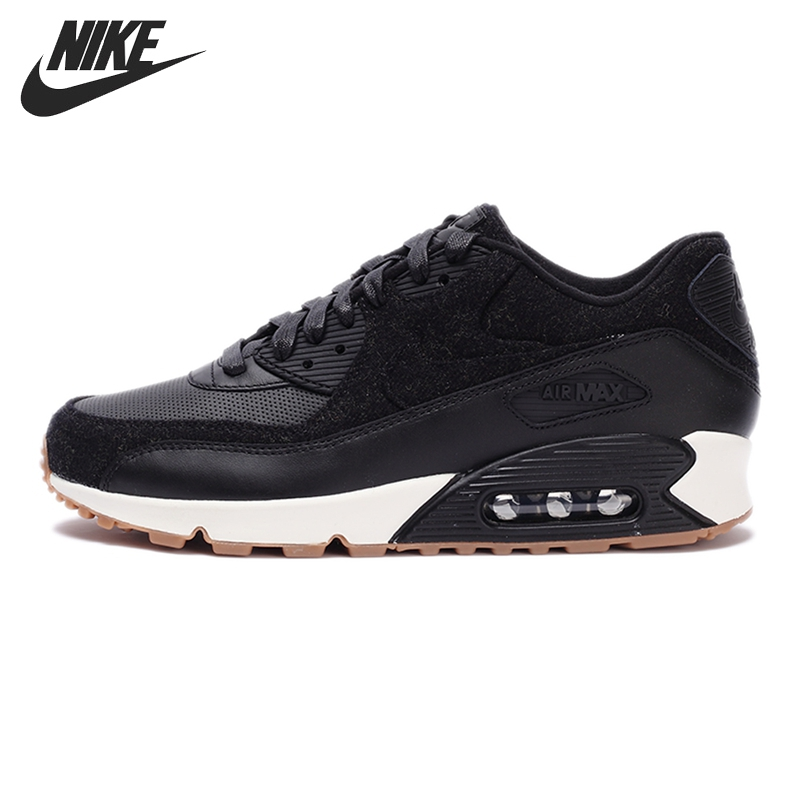 big sale b3603 f24d9 Original NIKE AIR MAX 90 PREMIUM Men s Running Shoes Sneakers