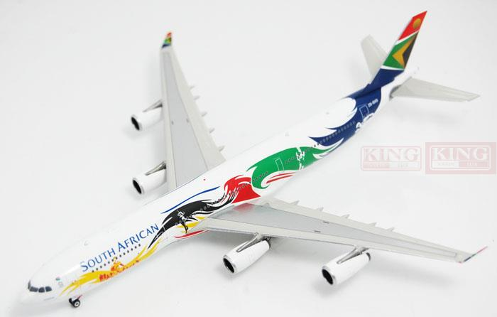 10670* Phoenix ZS-SXD A340-300 commercial jetliners plane model hobby South Africa sale phoenix 11221 china southern airlines skyteam china b777 300er no 1 400 commercial jetliners plane model hobby