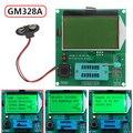 Probador de Transistores GM328A Gráfico Señal de Onda RLCESR Medidor Inductancia Envío Gratis