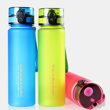 ZGJGZ Easy Carry Sports Water Bottle, Food Grade Material Advanced Outdoor Portable Bottle