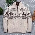 Новый мальчик зима осень детские ребенок Мультфильм свитер мальчик девочка ребенок свитер ребенка свитер детей верхняя одежда свитер