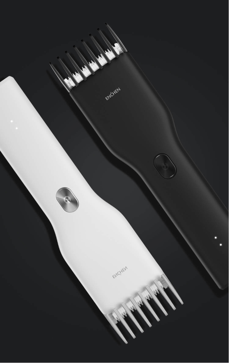 Xiaomi enchen men's electric hair clippers clippers cordless clippers adult razors professional trimmers corner razor hairdresse