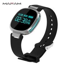 Smart Браслет часы монитор сердечного ритма несколько спортивная модель шагомер GPS IP67 Водонепроницаемый плавать для Android IOS E08