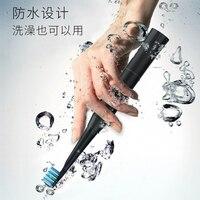 Viagens Escova de Dentes elétrica escova de Dentes Ultra sônica Ultra Macio Vibrando Escova De Dentes Escova de Dente Escova De Dentes Para Dentaduras Escovas de dente elétricas     -