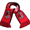We are AC Milan Scarves Classical Style Unisex  Brand Sport  Football Team Scarves With High Quality Material Of Acrylic