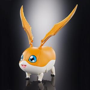 Image 3 - BANDAI Digivolving Spirits Digimon monster Holy Angemon Action Figure Model Modification Deformable