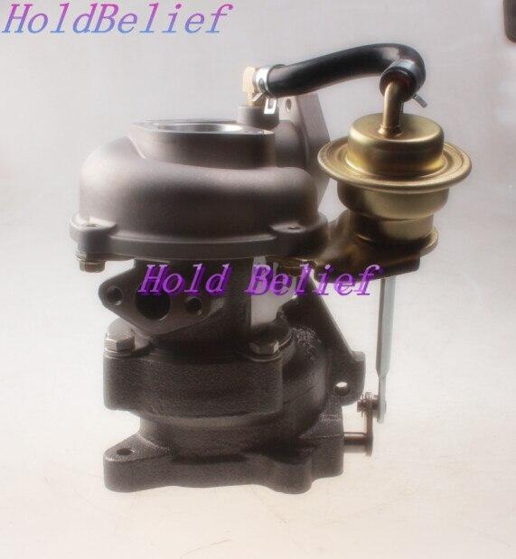 Turbocompresseur Holdwell Turbo RHB31 VZ21 13900-62D51 VE110069 pour SUZUKI