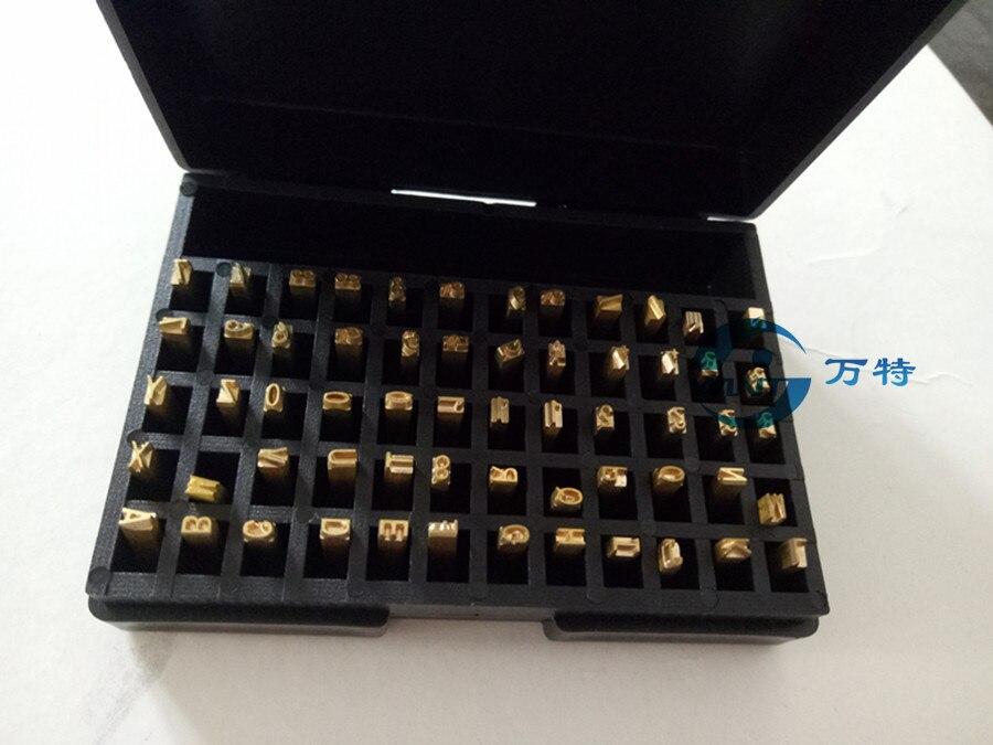 2*4*15, angielska litera, czcionka, znaki dla DY-8/HP-241B maszyna do kodowania daty, koder do etykiet przyklejanych na gorąco, koder wałek do gorącego tuszu, koder wstążki