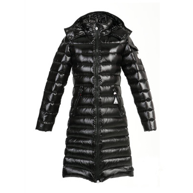 Wholesale Top Quality Womens Goose Down Parka Black Girl and ...