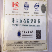 jewelry certificate charge If you need please tell us the jewery you need so we can send te jewery with the certificate printio we need you