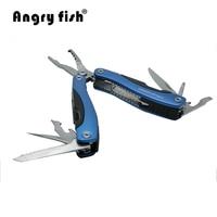 Angryfish Multifunction Tools Pliers L5 Fishing Hooks Aluminum Fishing Clamps Split Ring Cutters Fishing Hooks Remover|Fishing Tools|Sports & Entertainment -