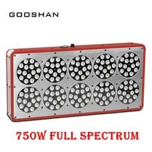 Gooshan Multi Grow Full Spectrum Led Apollo 750w Light Kit With Lens Pants
