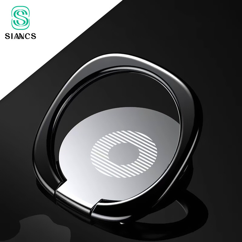 SIANCS 360 Degree Finger Ring Holder For iPhone X 8 Stand